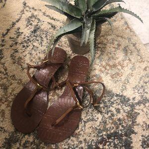 Dressy casualTory Burch sandals ♥️
